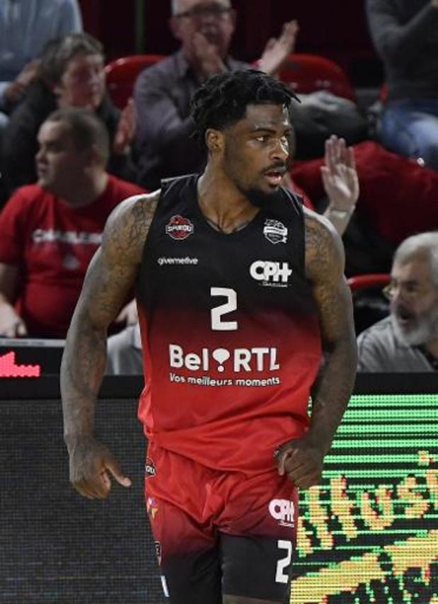 Euromillions Basket League - Victoires pour le Spirou de Charleroi et Alost