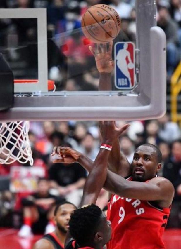 NBA - Kampioen Toronto verliest thuis van Boston