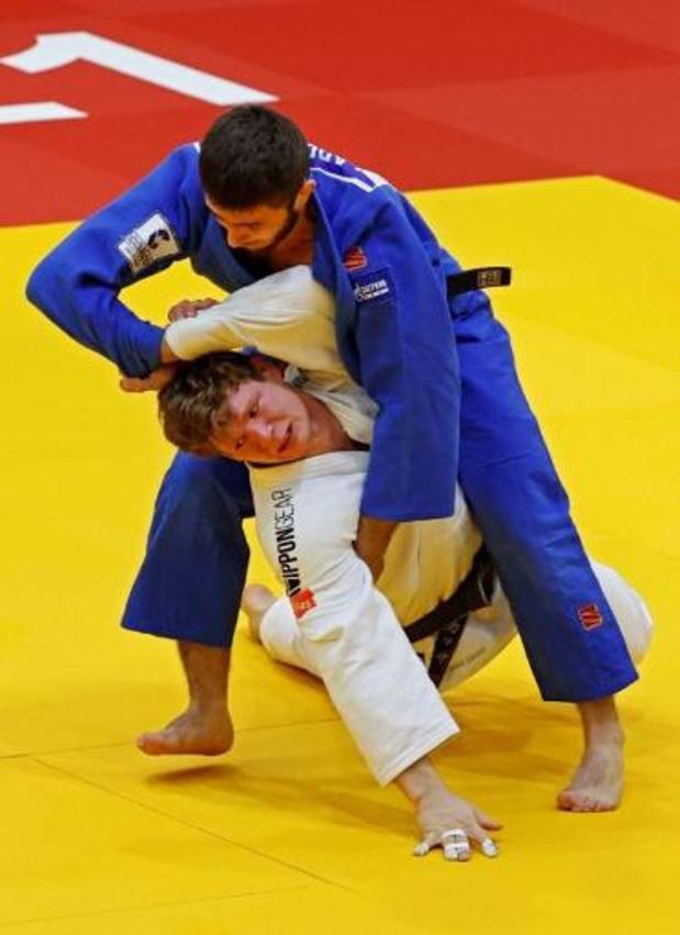 Matthias Casse et Gabrielle Willems perdent tous les deux leur combat pour le bronze