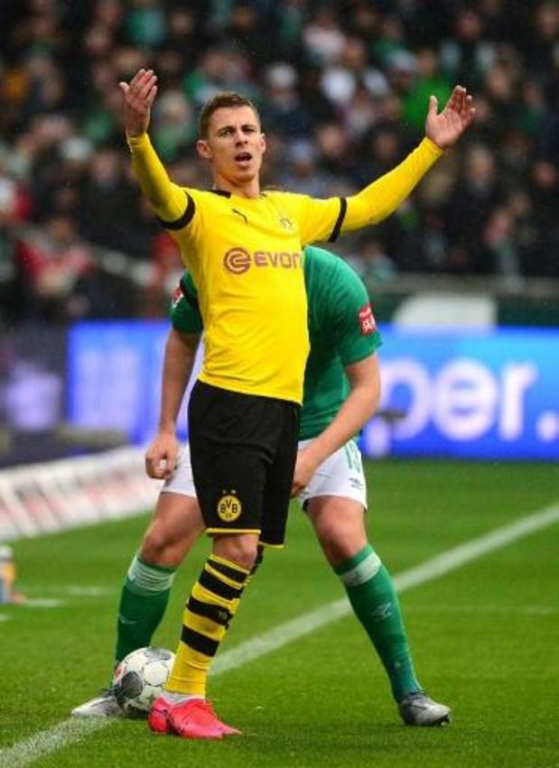 Les Belges à l'étranger - Witsel et Hazard s'imposent, lourde défaite pour Boyata et Lukebakio en Bundesliga