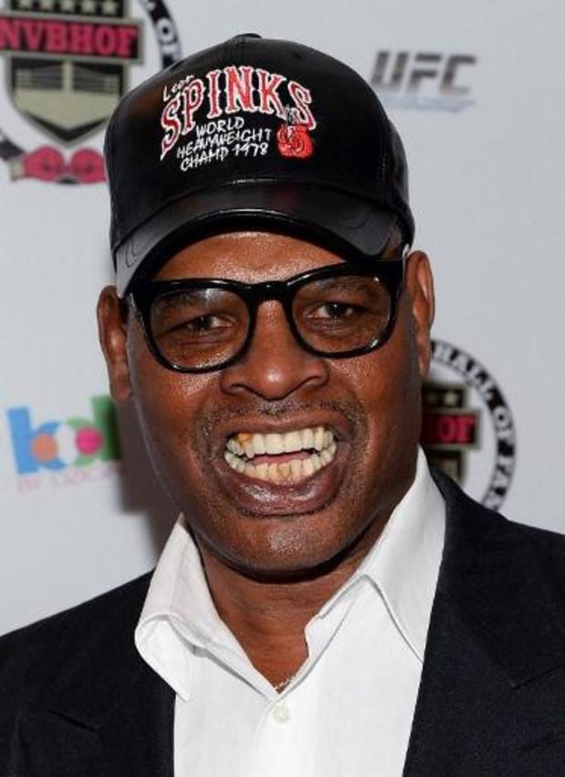 Voormalig bokskampioen Leon Spinks, bedwinger van Mohamed Ali, overleden