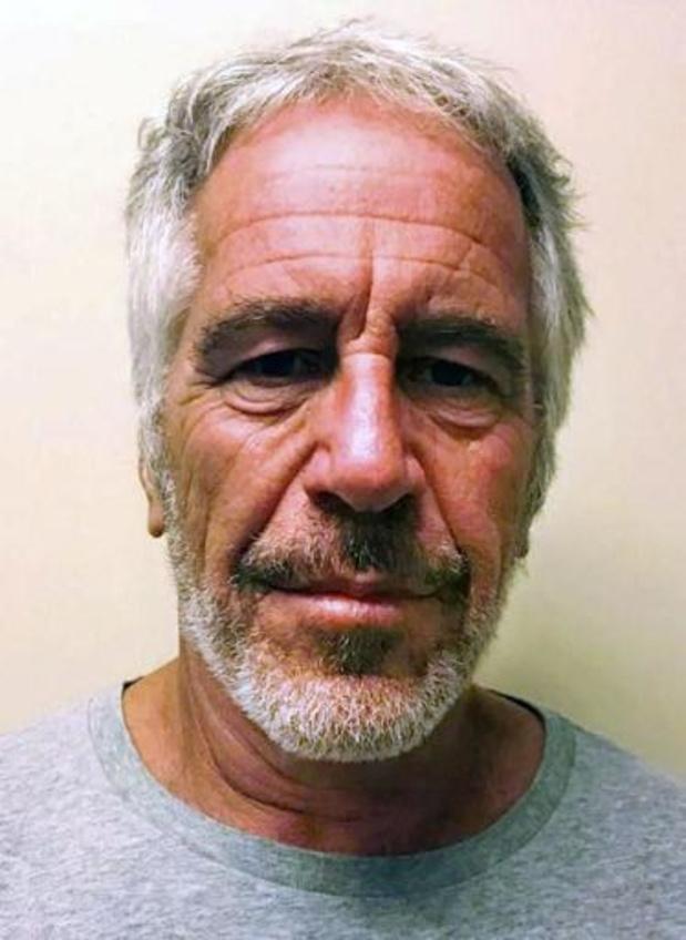 Videobeelden van zelfmoordpoging Epstein per ongeluk gewist