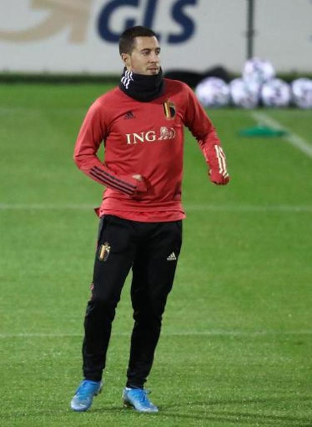 """Eden Hazard wil Rode Duivels met """"nog meer wapens"""" zien: """"Willen altijd sterker worden"""""""
