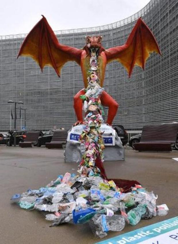 Bruxelles invitée à booster l'économie circulaire via les marchés publics