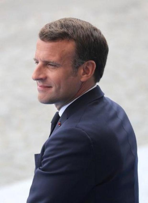 Macron reçoit les dirigeants espagnol et suédois pour préparer le sommet UE