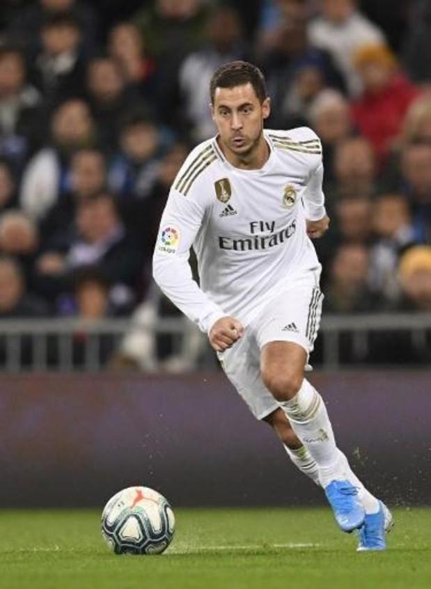 Gouden Schoen - Eden Hazard voor de derde keer op rij beste Belg in het buitenland