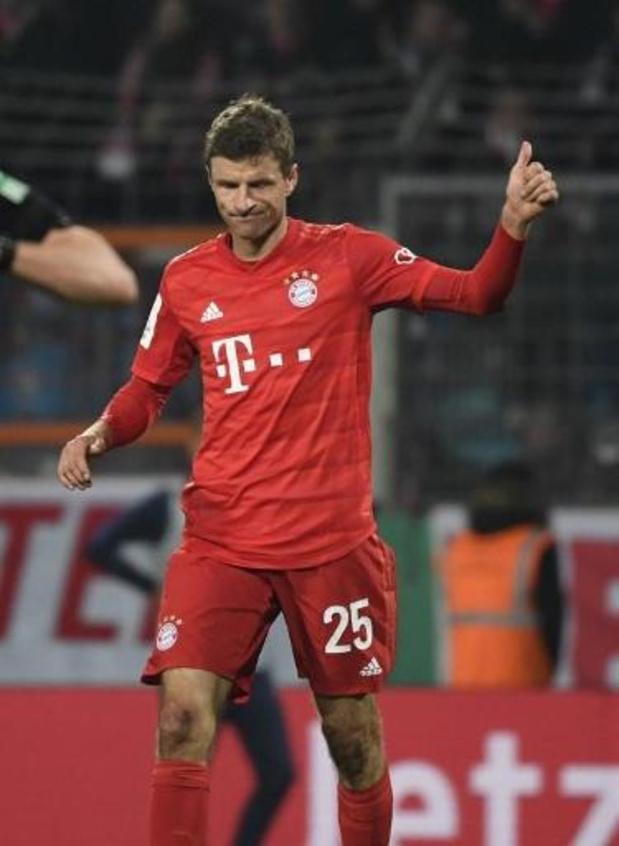 Bayern kan blamage in Duitse beker tegen Bochum nipt vermijden