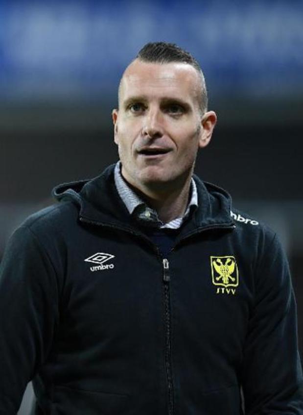 Nicky Hayen devient entraîneur-adjoint à Saint-Trond
