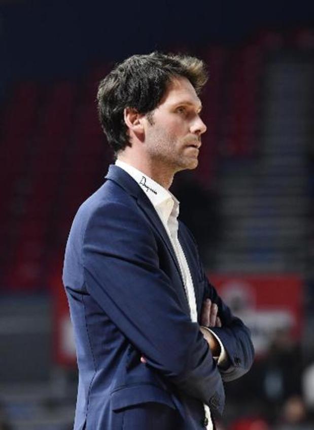 FIBA Europe Cup - Défaite face à Benfica et élimination pour Spirou Charleroi