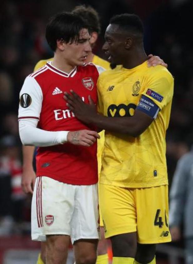 Arsenal peut se qualifier pour les seizièmes de finale et aider le Standard