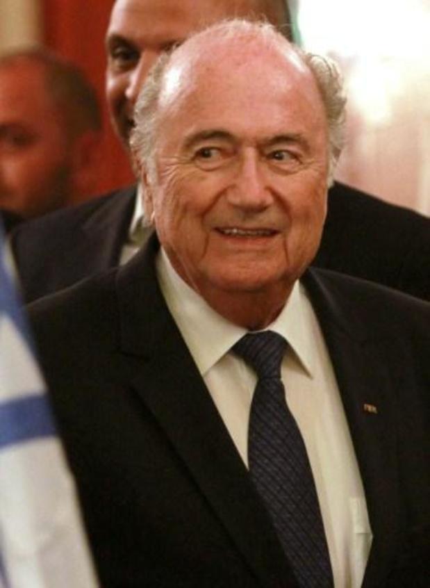 Voormalige FIFA-baas Joseph Blatter opgenomen in ziekenhuis