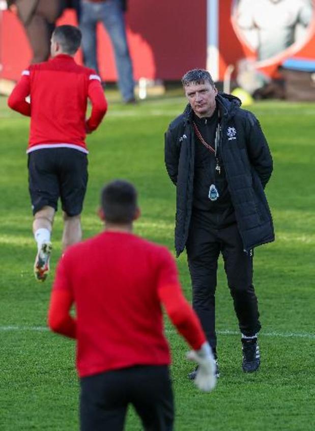 """Diables Rouges - Le coach biélorusse déconfit : """"le pire, c'est que le résultat correspond à la réalité"""""""