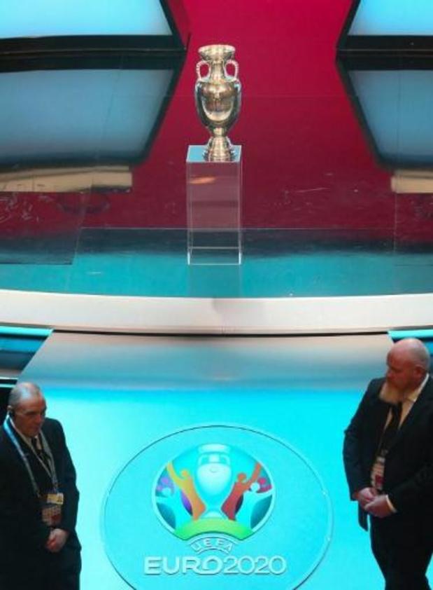Tirage Euro 2020 - Place au tirage, avec la France et le Portugal en épouvantails, la Belgique déjà fixée