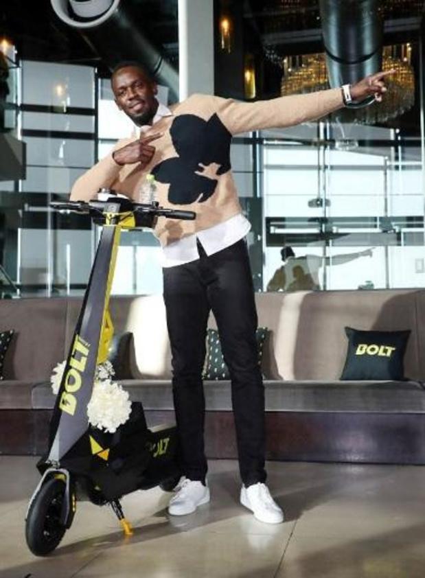 Usain Bolt test positief op het coronavirus