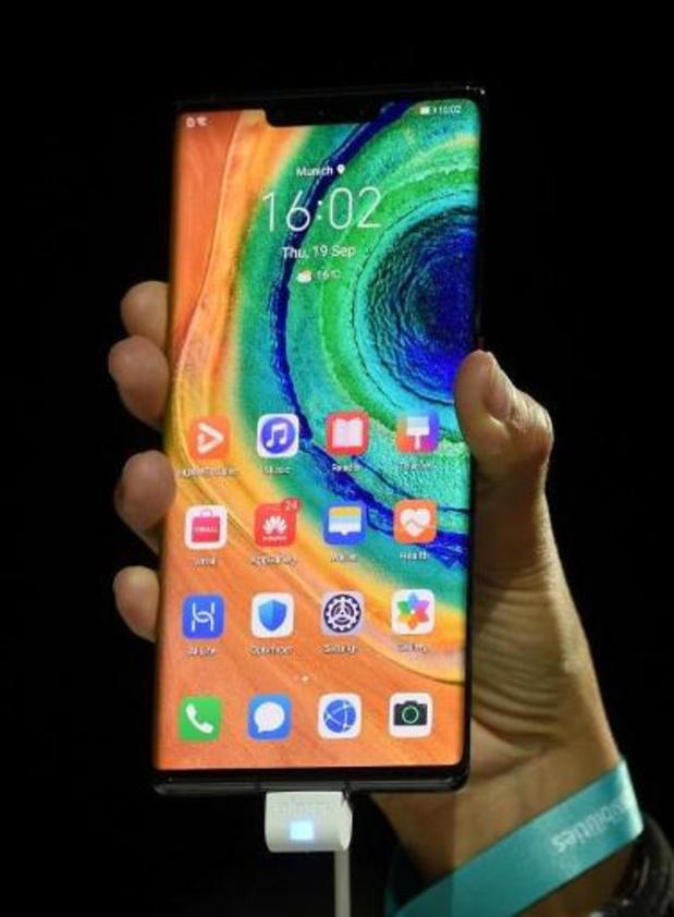 Les consommateurs recevront encore des mises à jour de leur smartphone, assure Huawei