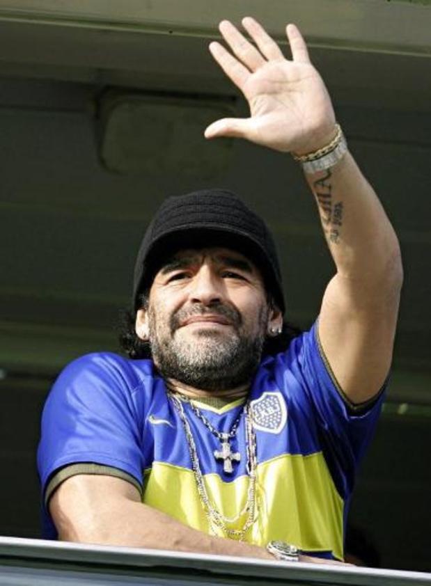 Décès de Diego Maradona - Le match de Boca Juniors en Copa Libertadores reporté