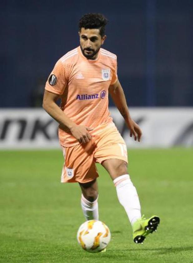 Anderlecht slijt overbodige Saief aan Lechia Gdansk in Polen