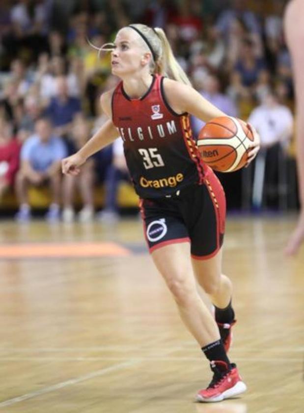 La Belgian Cat Julie Vanloo jouera la saison prochaine à Saragosse en Espagne