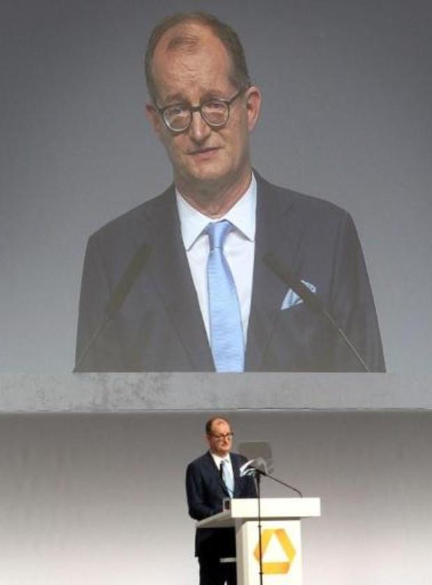 Le patron de la Commerzbank se retire fin 2020, la recherche de son successeur est lancée