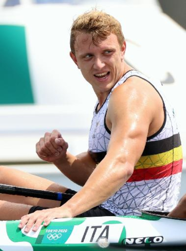 OS 2020 - Artuur Peters via herkansing naar halve finales K1 1.000 meter