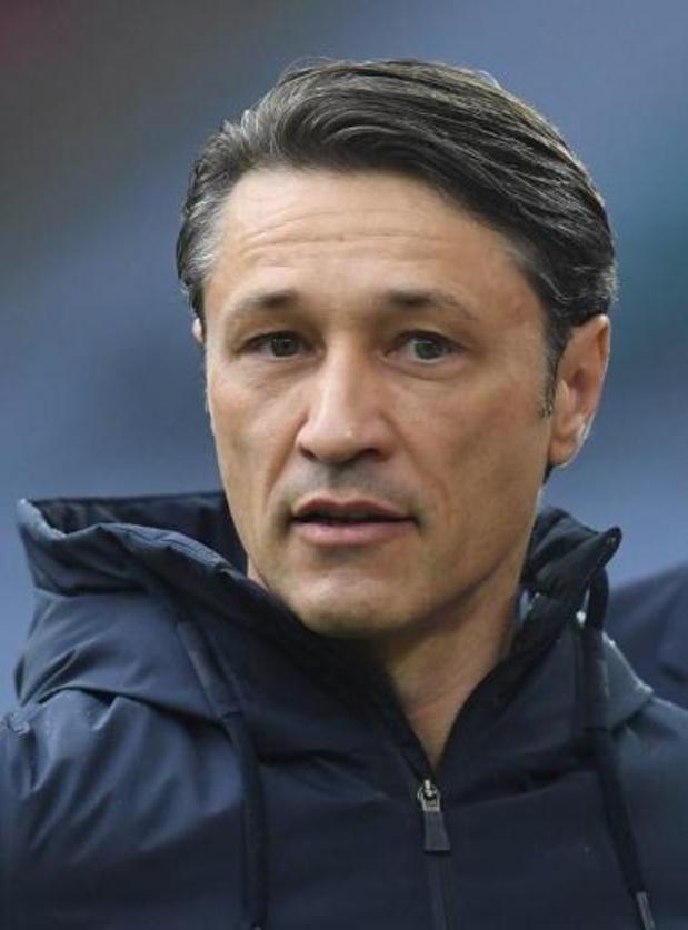 Bundesliga - Le Bayern Munich se sépare de son entraîneur Niko Kovac