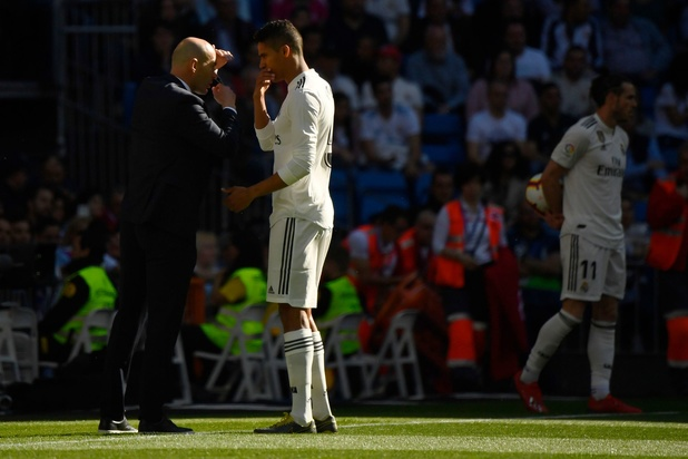 "Zidane veut ""garder Varane"""