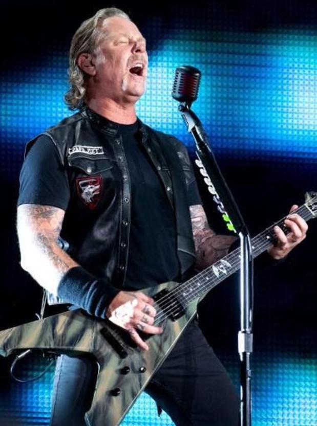 Metallica stelt tournee Down-Under uit