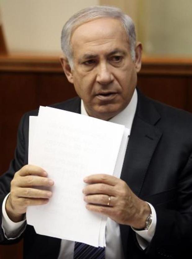 Pas de paix au Moyen-Orient sans la résolution du conflit israélo-palestinien