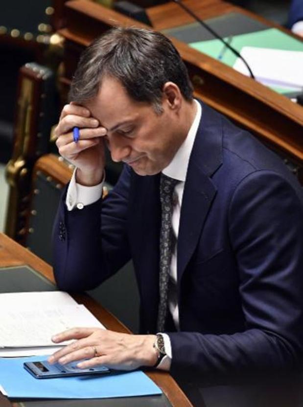 """Minister De Croo heeft geen probleem met """"Deens model"""""""