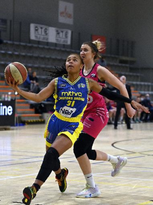 FIBA : Castors Braine face aux championnes d'Allemagne, Namur et Malines dans le même groupe