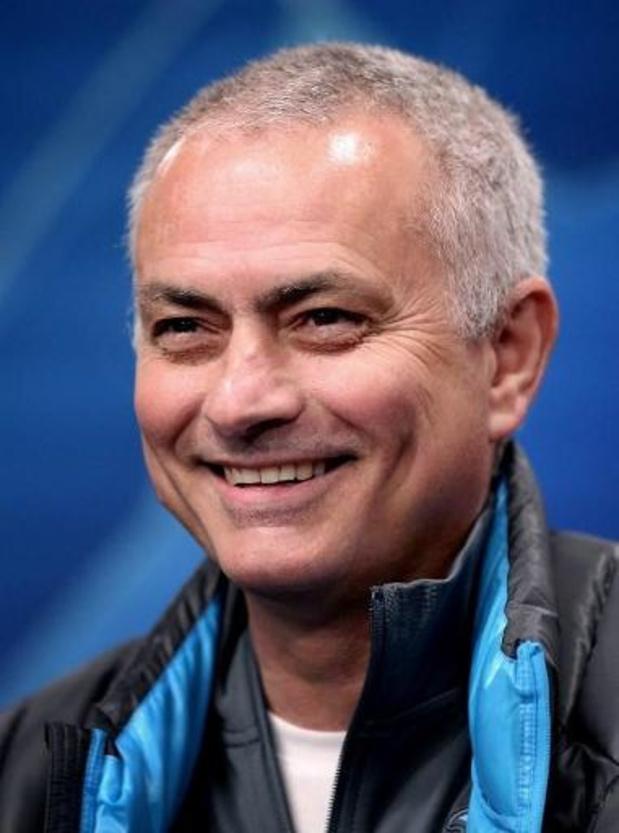 Thomas Meunier a discuté de son arrivée à Tottenham avec José Mourinho