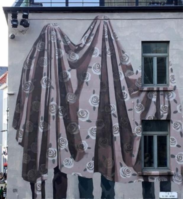 Gent is Lam Gods-muurschildering rijker