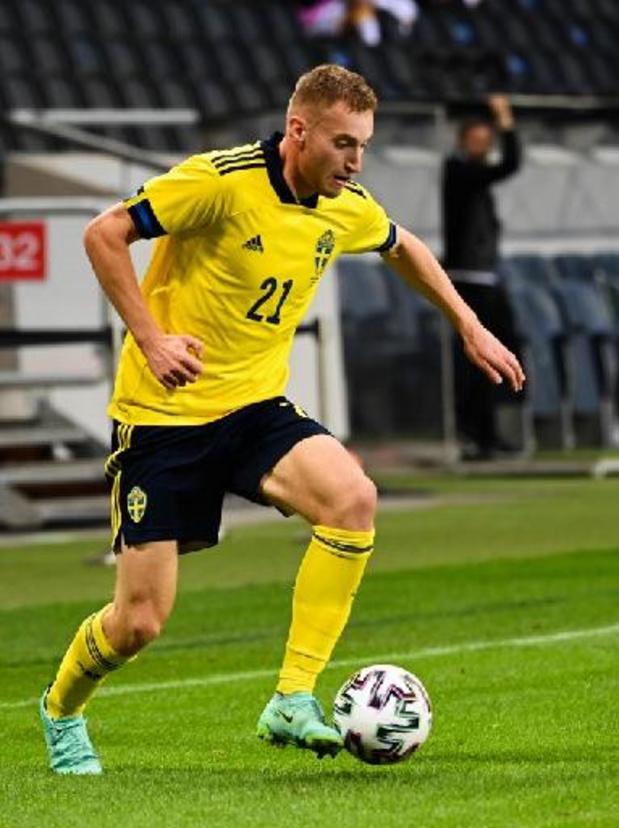 La Suède prévoit le retour de Kulusevski avant d'affronter la Slovaquie
