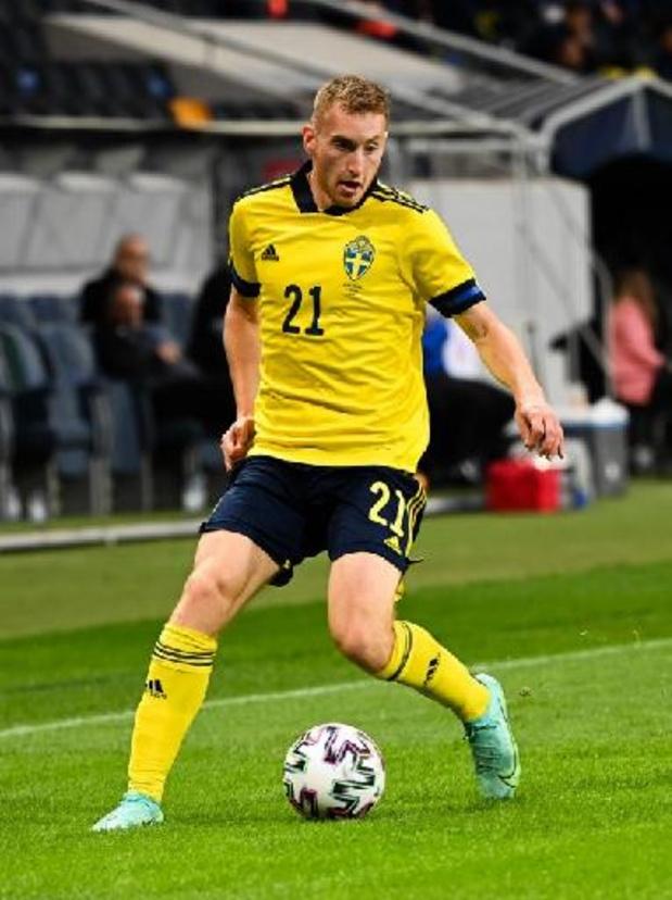 Kulusevski de retour avec la Suède à l'Euro 2020 après une infection au coronavirus