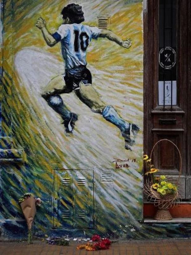 Décès de Diego Maradona - Veillée funèbre à partir de jeudi au palais présidentiel