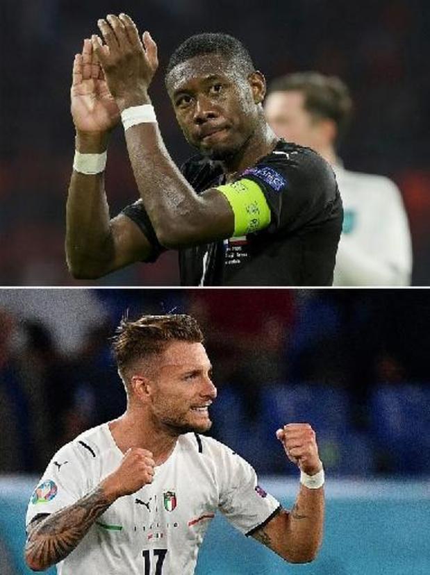 Euro 2020 - Pays de Galles/Danemark et Italie/Autriche ouvrent les 8e de finale
