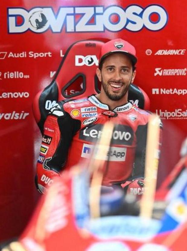 Andrea Dovizioso quittera Ducati à la fin de la saison