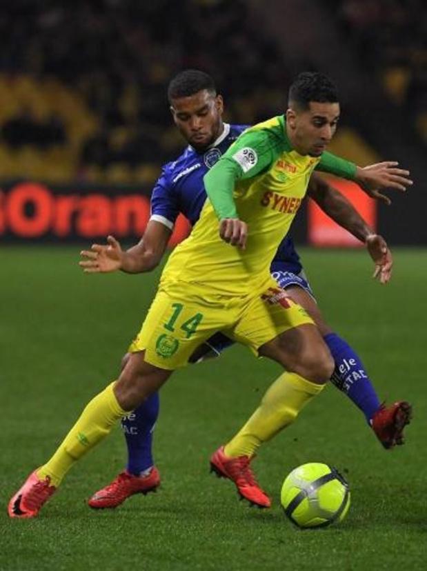 Les Belges à l'étranger - Yassine El Ghanassy signe à Ujpest
