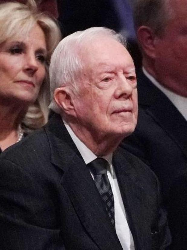 Ex-presidenten VS veroordelen wijdverspreid racisme
