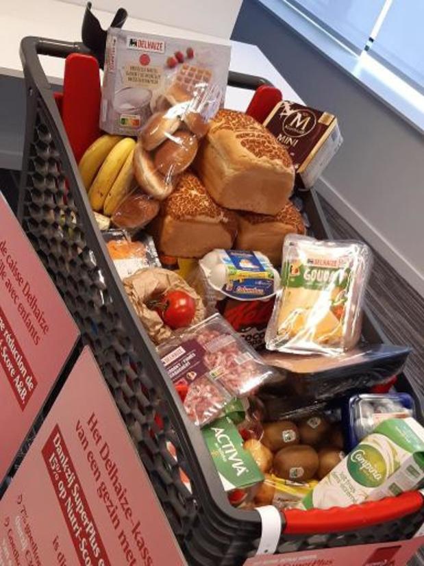 Les supermarchés belges s'adaptent et se préparent aux fêtes de fin d'année