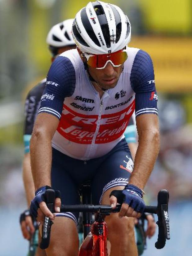 Tour de France - Vincenzo Nibali quitte le Tour pour préparer les Jeux de Tokyo