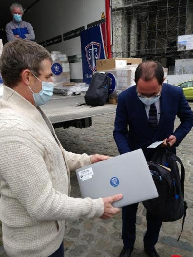 Justitie krijgt 18.000 nieuwe laptops, eerste 3.500 vrijdag geleverd