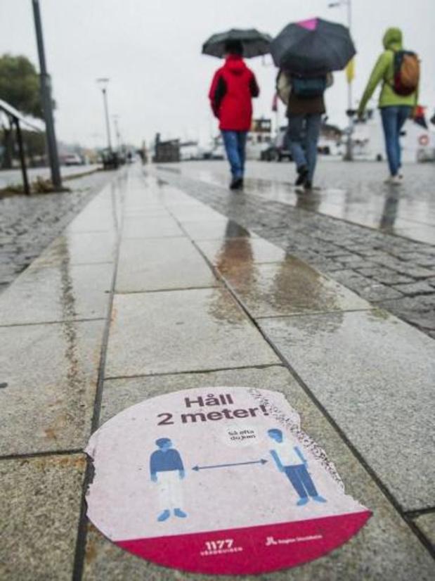 Zweden tekent hoogste peil in coronabesmettingen op