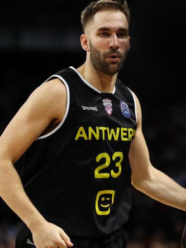 Eurocup basket - Antwerp kraakt in tweede helft tegen Morabanc Andorra