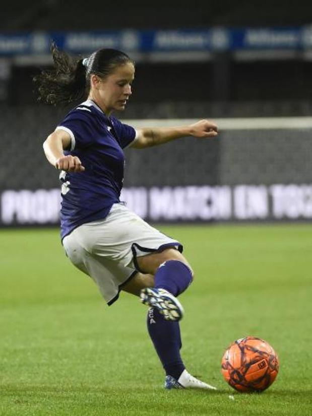 Super League vrouwencompetitie telt volgend seizoen tien clubs