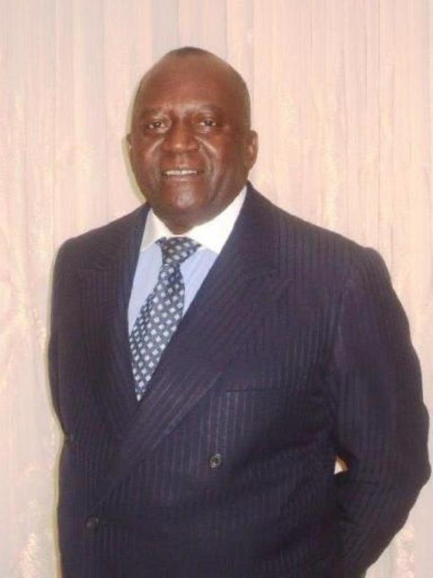 Décès de l'ancien ambassadeur zaïrois Jean-Pierre Kimbulu, père du comédien Kody