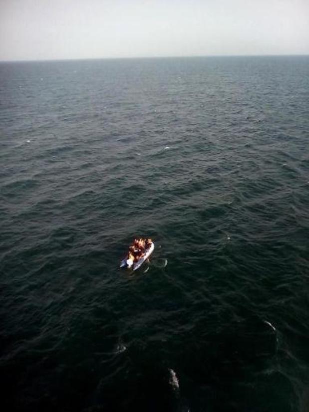 Le Royaume-Uni appelle la France à sévir contre les traversées de la Manche