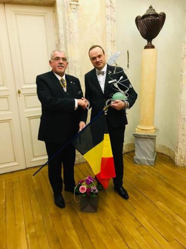 Belg Ief Vanhonnacker wint wereldkampioenschap voor maîtres d'hôtel
