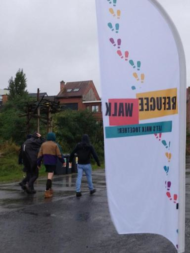 Zesde Refugee Walk trekt 1.600 deelnemers