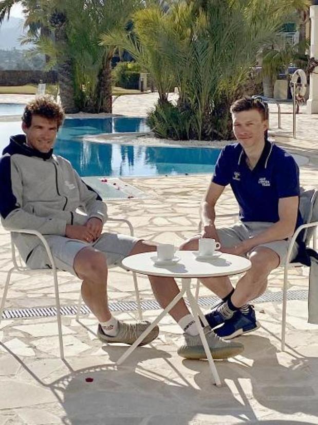 Greg Van Avermaet et Oliver Naesen lanceront leur saison en Espagne